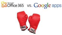 Microsoft Office 365 Vs Google Apps