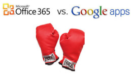 Microsoft Office 365 Vs Google Apps