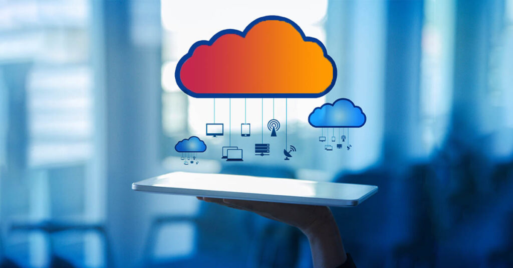 cloud computing industry